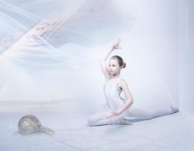 Балет балет, балет... и улитка...