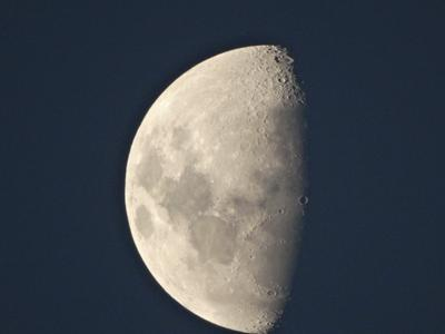 Луна ночная