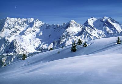 Снежное пространство 3 france, savoie