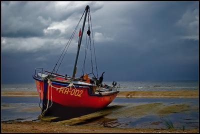 Баркас баркас море рыбак