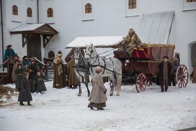 В Гостином  дворе  Тобольска