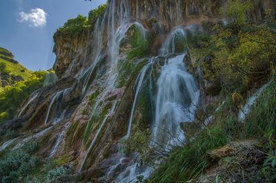Водопад Гедмишх
