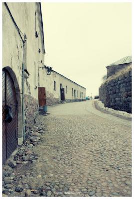 PostCard #1 Старый город Выборг