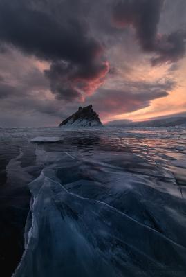 Еленка Байкал Остров Сибирь Baikal island Siberia
