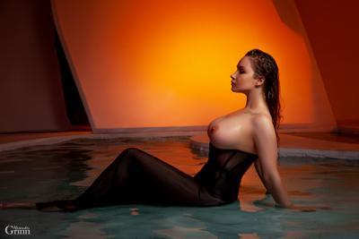 Sonya passion model alexandergrinn orange