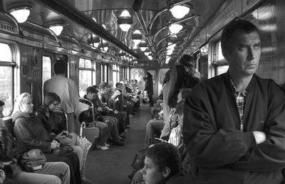 размышление в метро метро москва люди время остановилось
