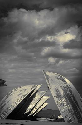 *** Одесса лодки море облака