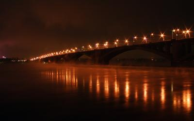 Коммунальный мост. Краснояск