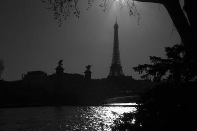 Париж. Весна. париж весна эйфелева башня