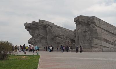 Мемориальный комплекс Героям Аджимушкая