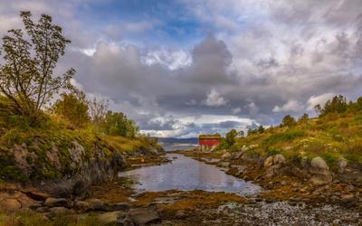 ВОТ ТАКИЕ ОНИ, ЛОФОТЕНЫ В НОРВЕГИИ. Норвегия Лофотены острова 2018