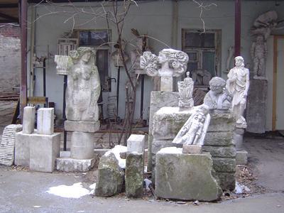 мастерская камень скульптура мастерская скульптор художник