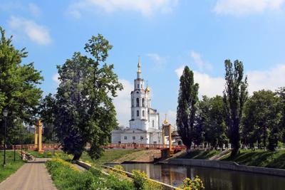 Богоявленский собор города Орла