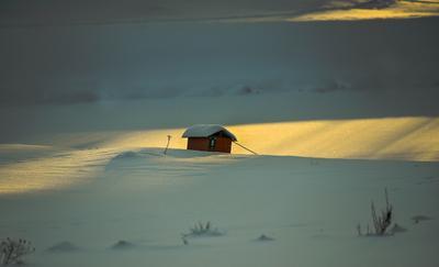 домик в деревне.. :))