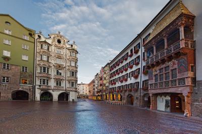 Goldenes Dachl. Innsbruck