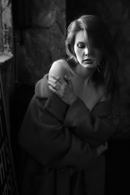 Natasha павел генов фотограф в Москве профессиональный фотосет портретный портфолио черно-белая фотография