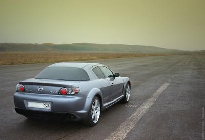 Mazda RX-8 Mazda RX-8 отличный автомобиль