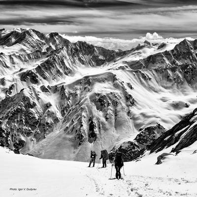 Горы и люди горы люди поход Кавказ Приэльбрусье