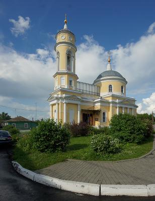 *** церковь Коломна