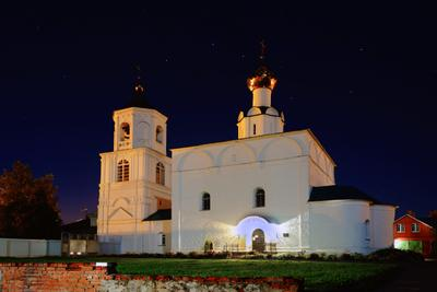 Храм Василия Великого Храмы