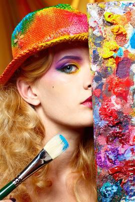 Красочно о Красках