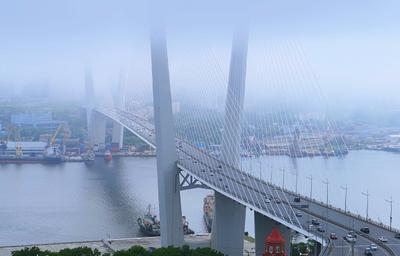 Туманный мост Владивосток