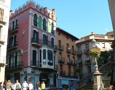 Испанский модерн испания
