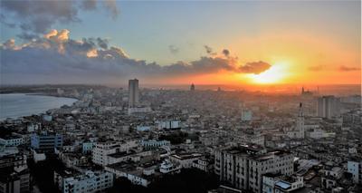 Гавана просыпается