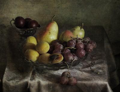 Плодово-ягодный натюрморт