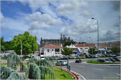 Монастырь Баталья Баталья Португалия ЮНЕСКО