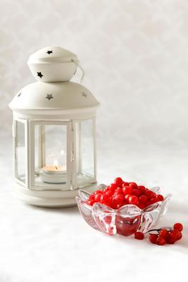 Калина и свеча