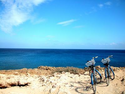 любуюсь морем велосипед море ожидание
