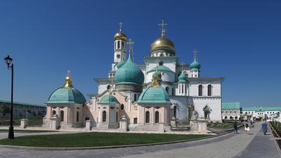 Воскресенский собор, Новоиерусалимского монастыря.