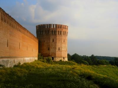 Крепость Смоленск. Смоленск крепость