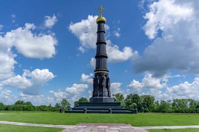 Мемориал Куликовской битвы Куликовская битва мемориал колонна памятник сражение Дмитрий Донской история
