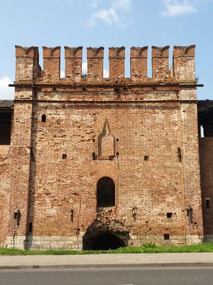 Смоленск. Башня крепостной стены