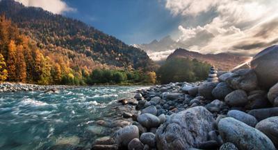 Река Ардон