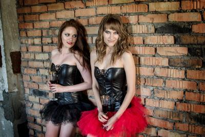 Ольга и Катя
