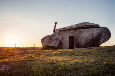 Stone House. Portugal, Fafe, house