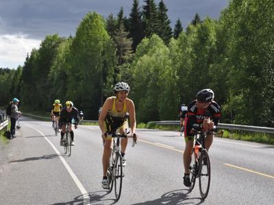 Триатлон - велогонка 40 км (5) триатлон велосипедная гонка 40 км шоссе Вантаа Большой_Хельсинки Kuusijärvi Vantaa Finland