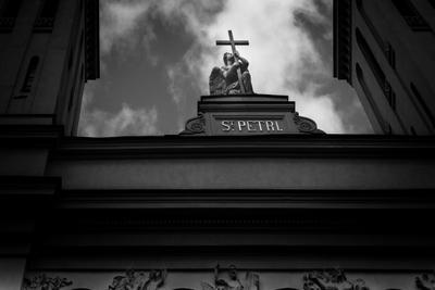 Фрагмент Лютеранской церкви Святых Петра и Павла (2)