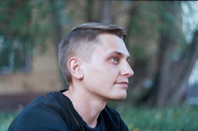 *** Zenit ttl портрет профиль no photoshop