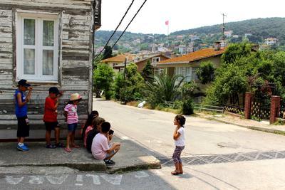 островитяне турецкие дети