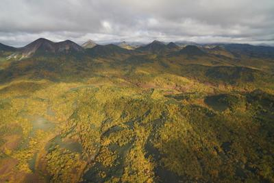 Золотая осень на Камчатке Камчатка Осень