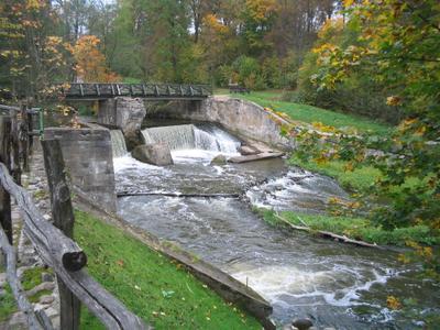 Водопад в Бельмонтасе