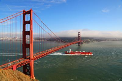 Красные Ворота Сан-Фриско Красные Ворота Сан-Фриско