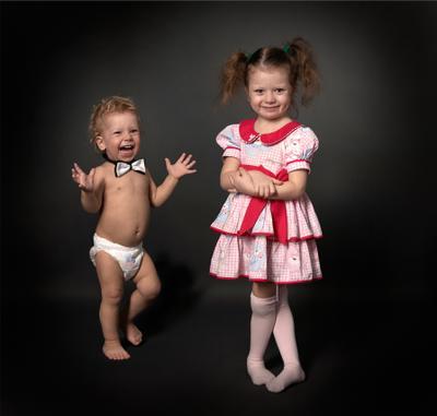 Мои любимые!!! Дети, мальчик, девочка, любимые