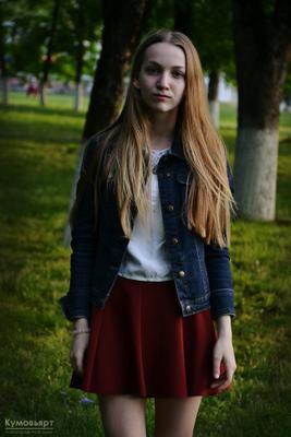 Другая девушка природа загадка