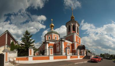 Троицкое подворье (2) Москва Троицкое подворье