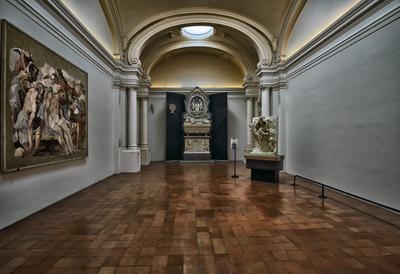 В галерее. efim58 в Неаполе Италия Чертоза Сан Мартино